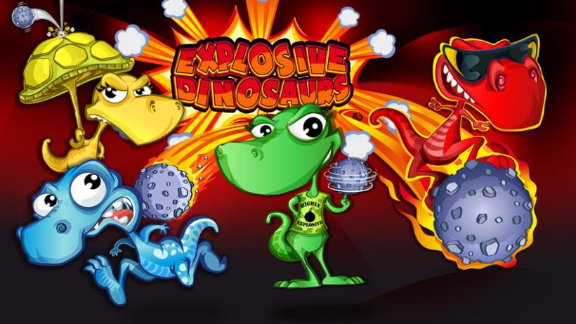 Explosive Dinosaurs 3