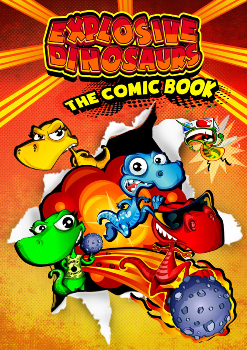 Explosive Dinosaurs 7
