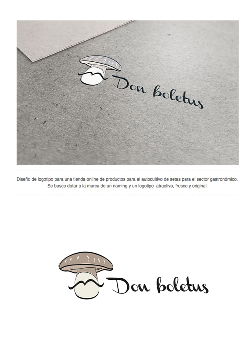 Don Boletus-Logotipo y naming 0