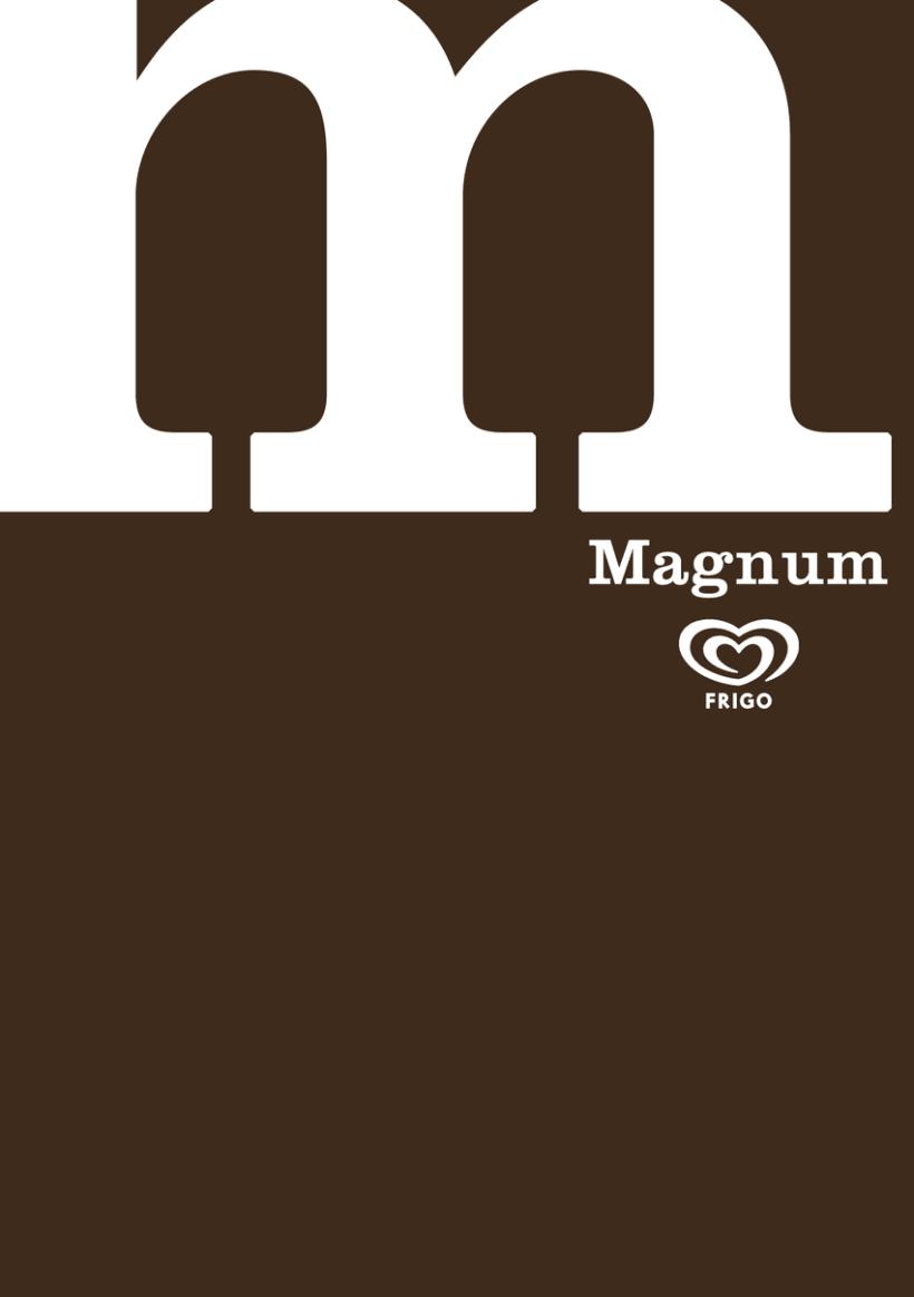 Fanmade / crocs & magnum / Typographic poster 0