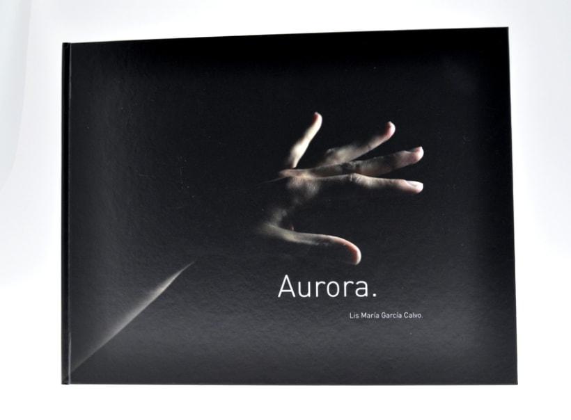 AURORA, artist book 0