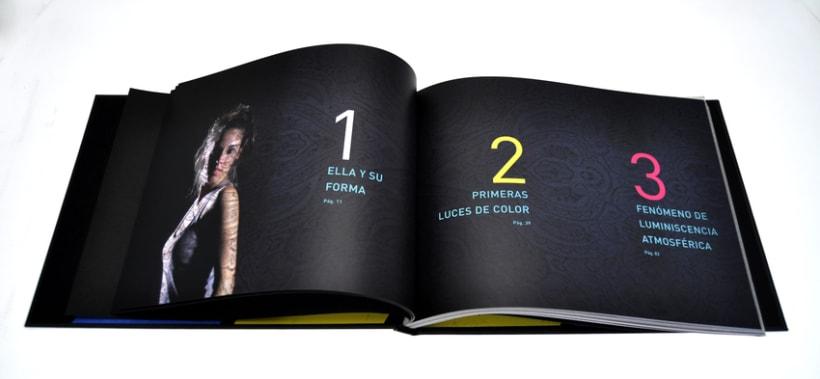 AURORA, artist book 2