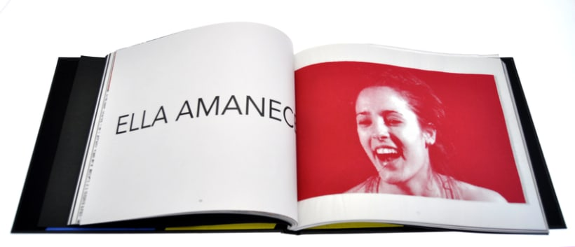 AURORA, artist book 6