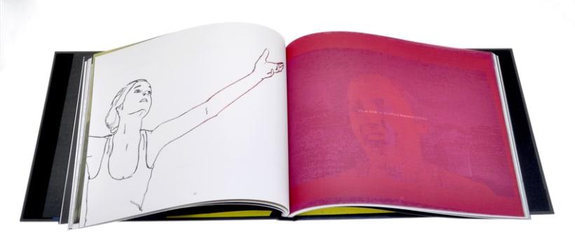 AURORA, artist book 7