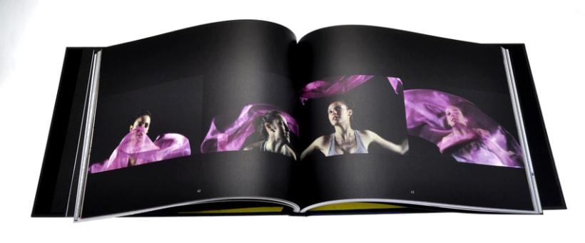 AURORA, artist book 8