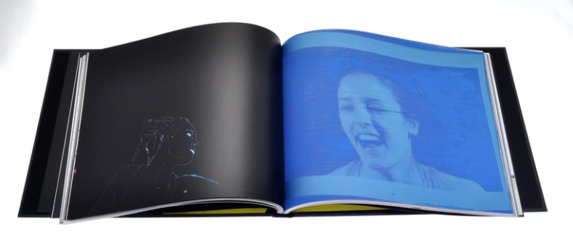 AURORA, artist book 9