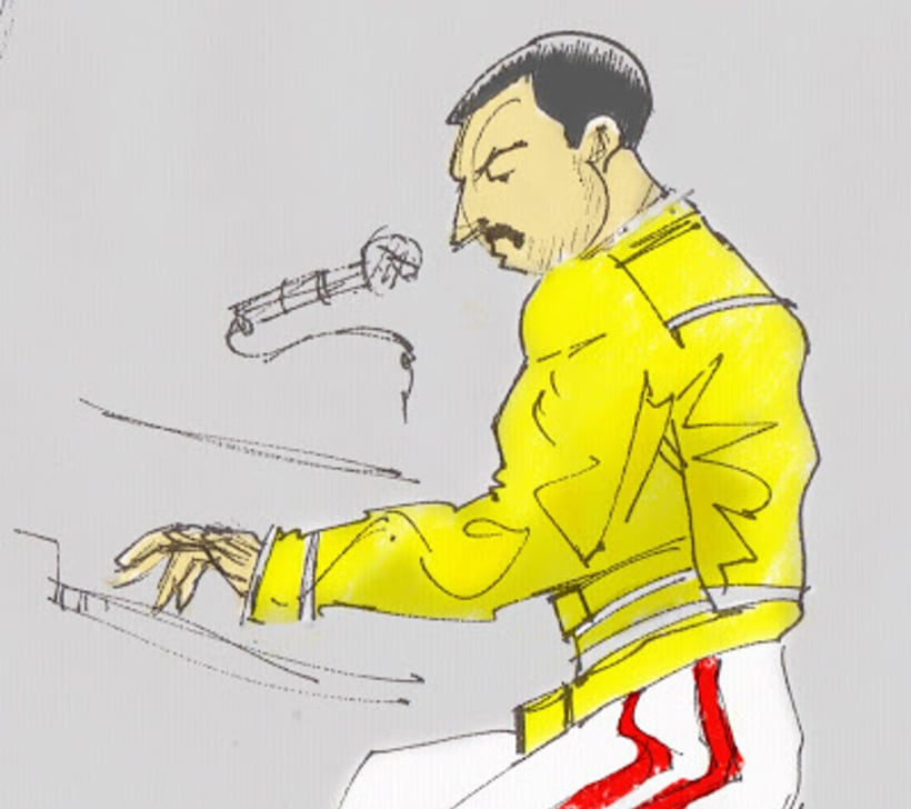 Homenaje a Freddie  -1