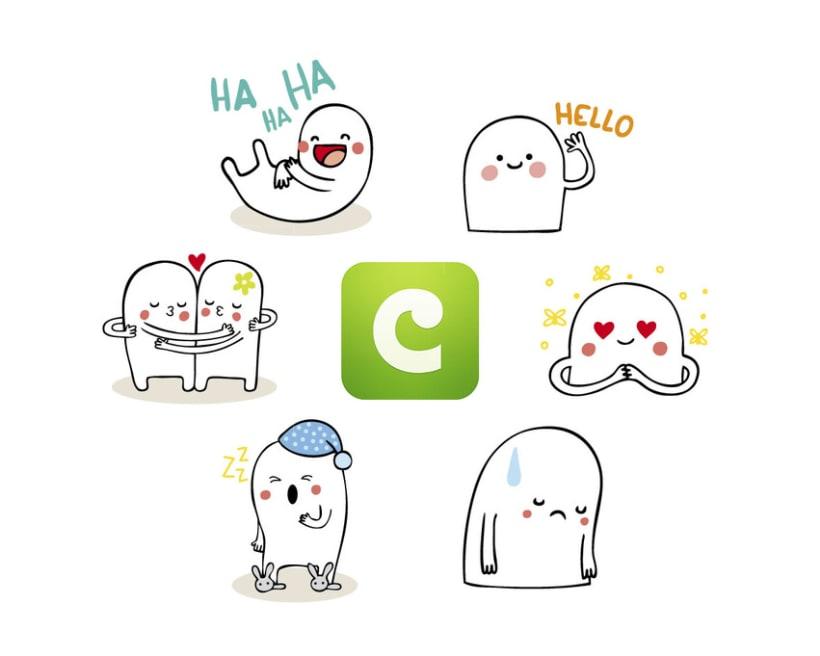 COCO Stickers - Edde 0
