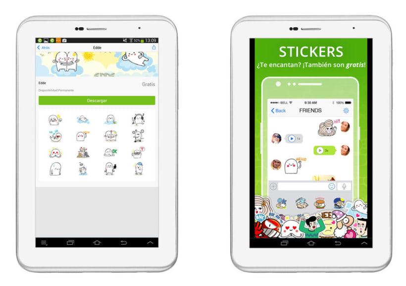 COCO Stickers - Edde 21