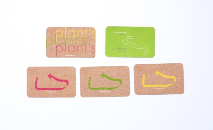 Brand Plant's 3