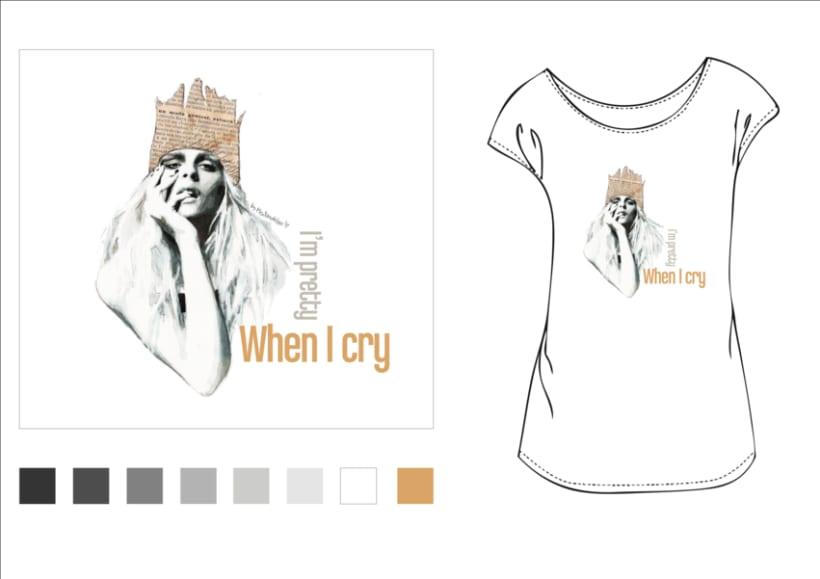 Mentiradeloro's T-shirt design 0