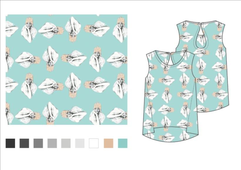 Mentiradeloro's T-shirt design 1