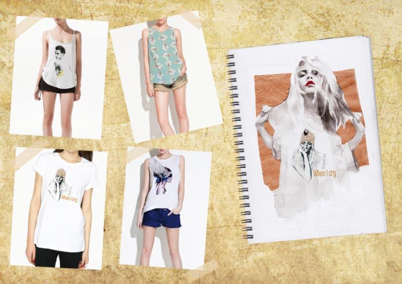 Mentiradeloro's T-shirt design 4