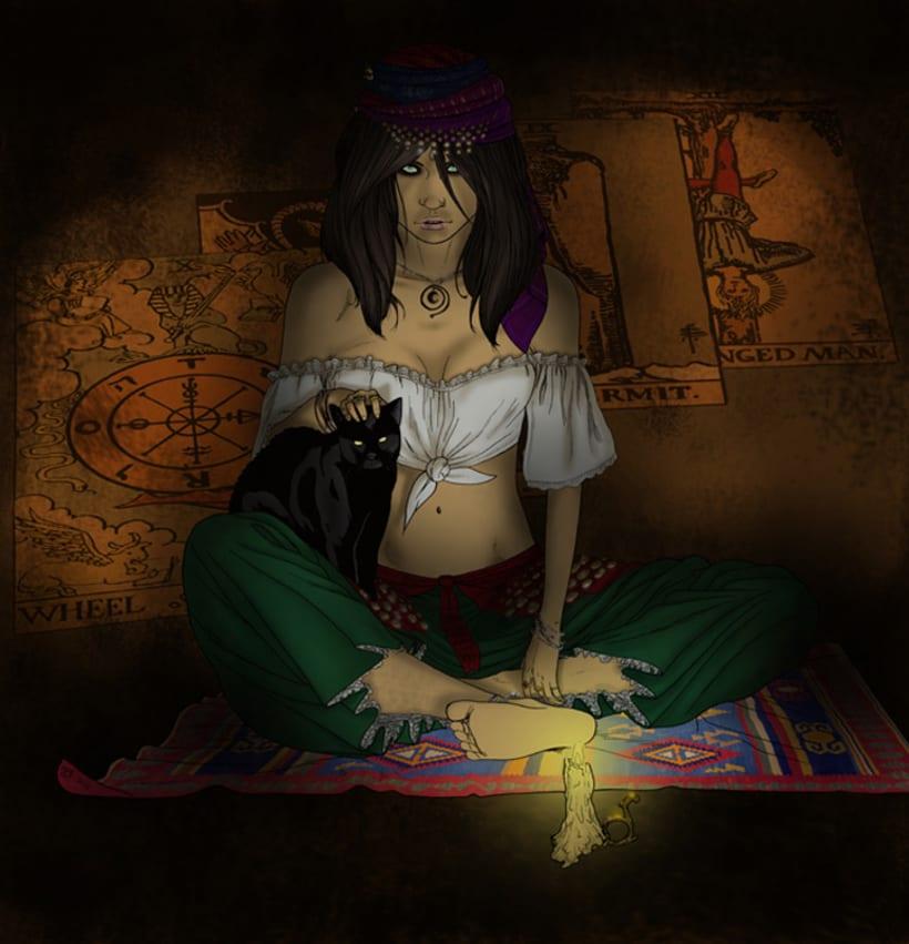 Darkness & Mystery 0