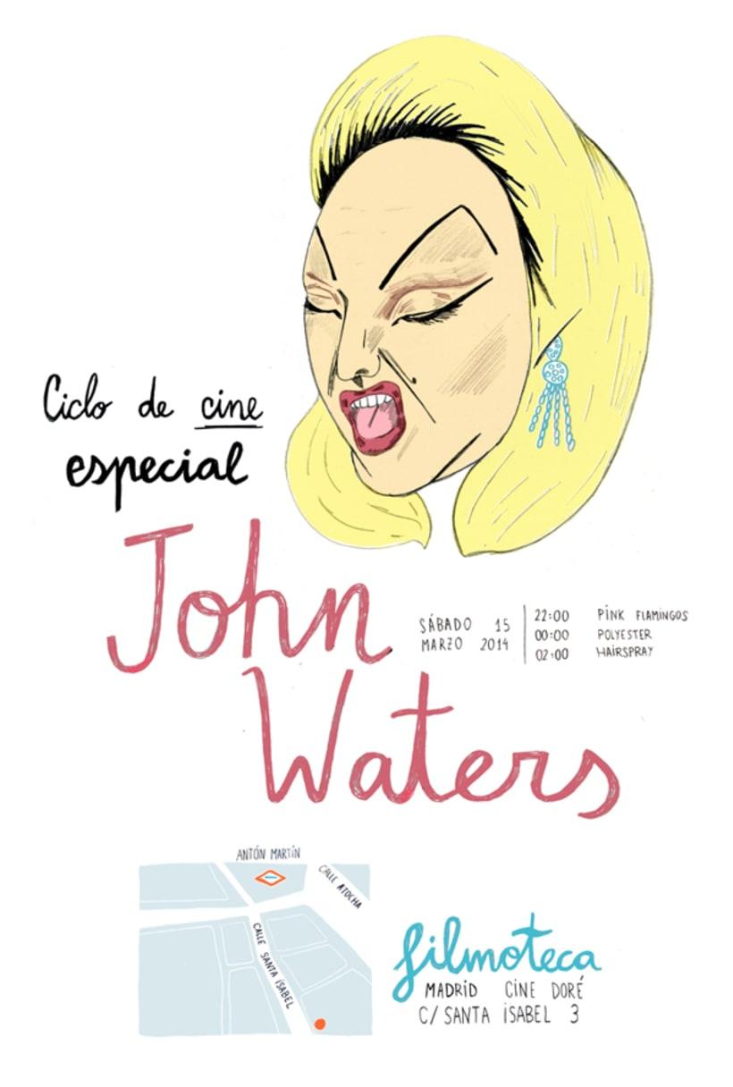 Ciclo de cine John Waters 0