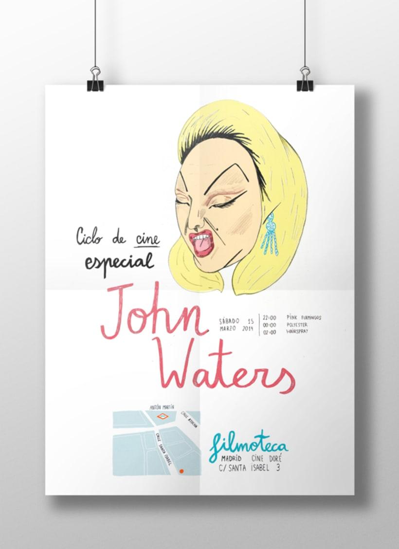 Ciclo de cine John Waters 1