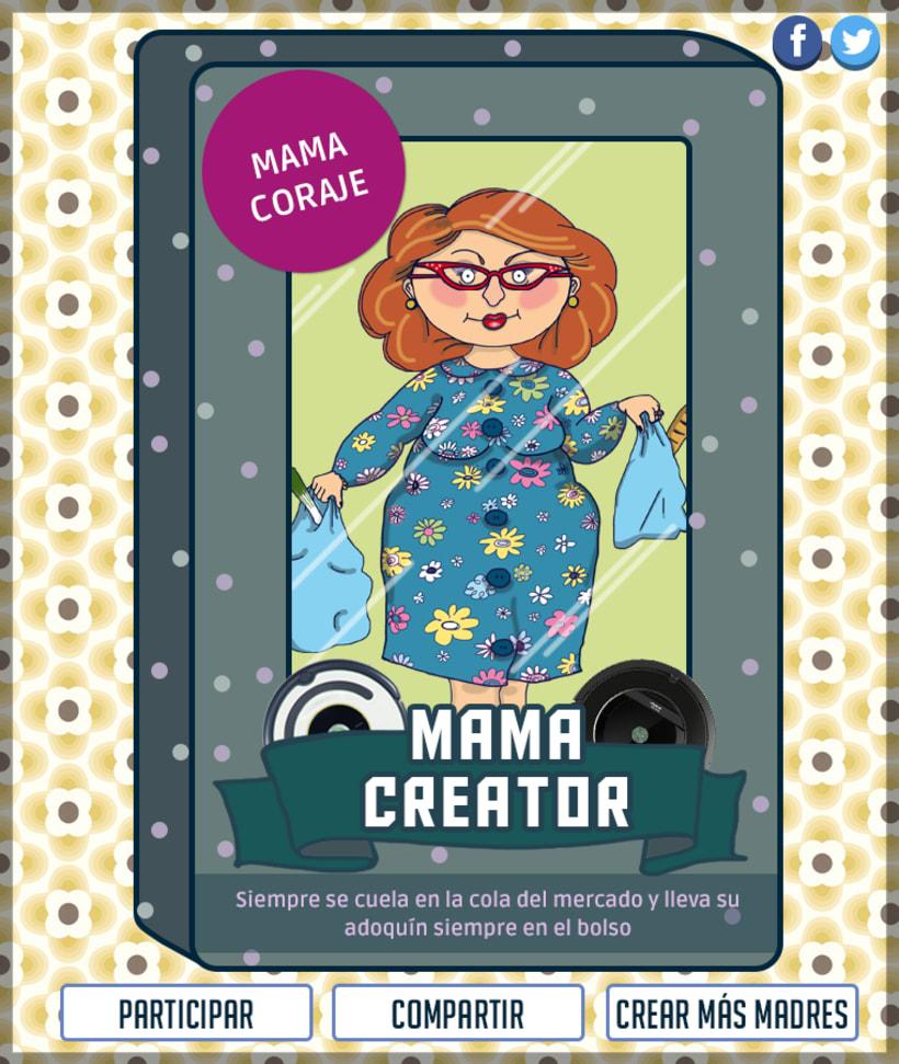 · mama creator ·  roomba 7