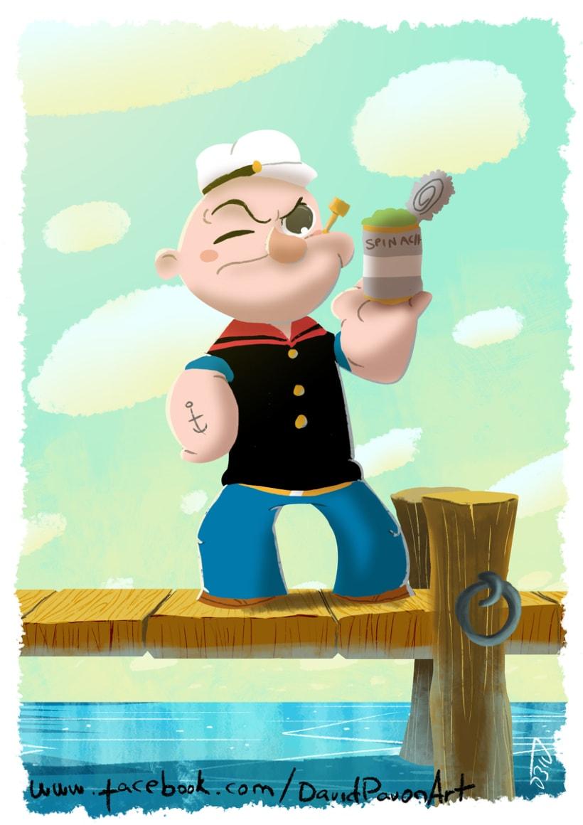 Popeye -1