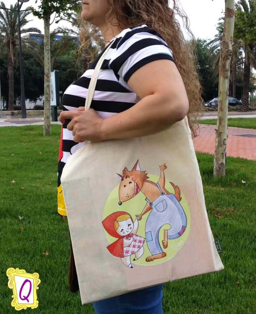 Mis diseños en Tote Bags 1