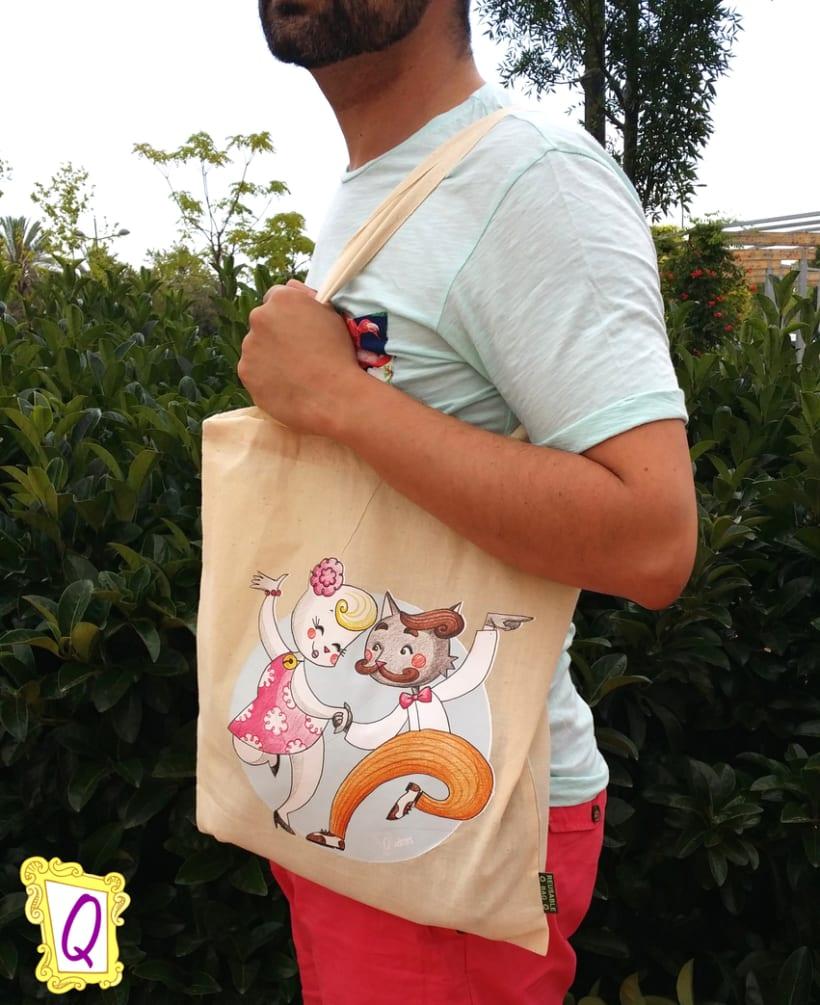 Mis diseños en Tote Bags 2