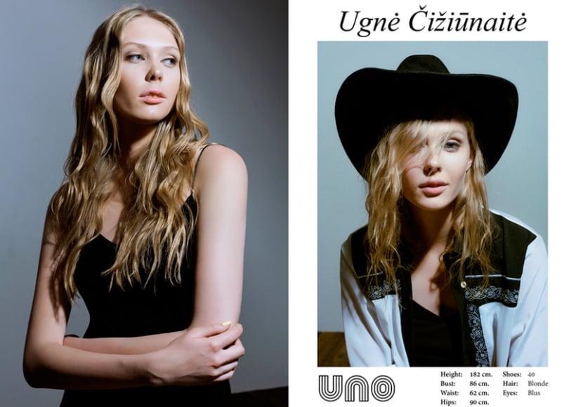 Ugnė Čižiūnaitė by Scaff & Co. @UNO 0