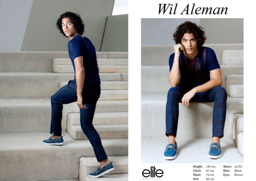 Wil Alemán by Scaff & Co. @Elite BCN 0