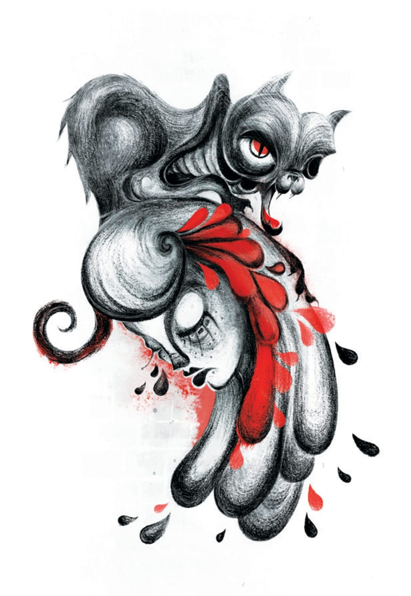 The Black Cat - Edgar Allan Poe 6