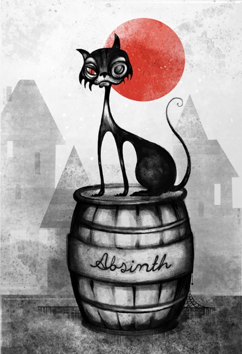 The Black Cat - Edgar Allan Poe 1