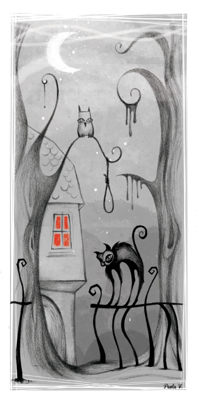 The Black Cat - Edgar Allan Poe 2