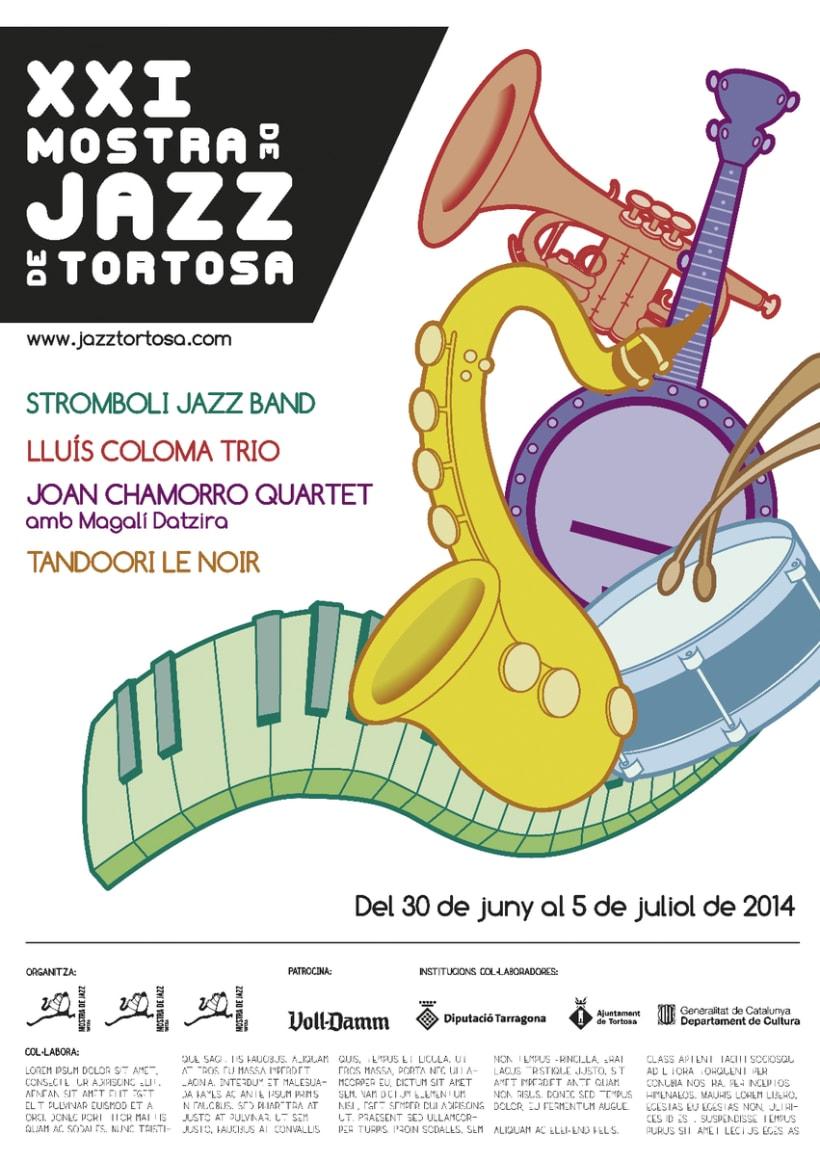 XXI Mostra de Jazz de Tortosa 1
