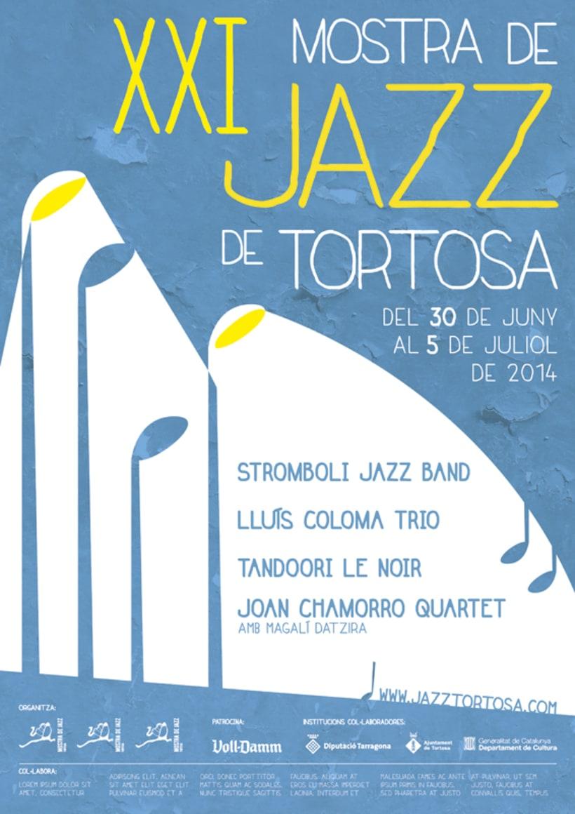 XXI Mostra de Jazz de Tortosa 2