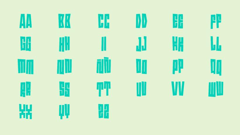 Idolatra font 0