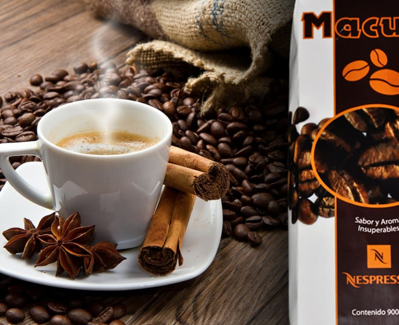 Empaque de Café Macuro (Packaging) 1