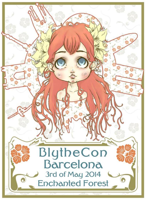 Blythecon Barcelona 2014 0
