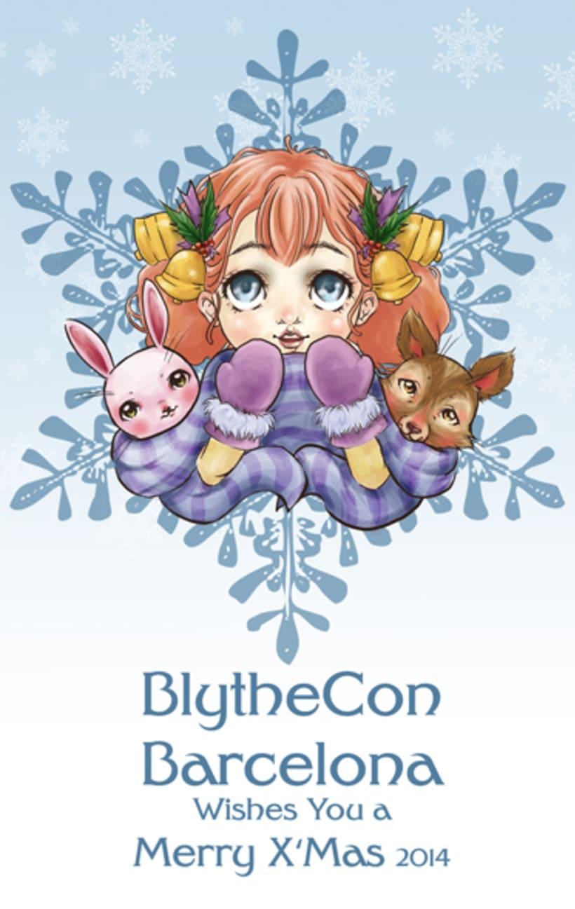 Blythecon Barcelona 2014 5
