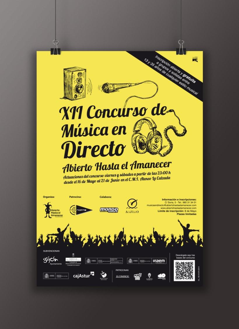 XII Concurso de Música en Directo 1