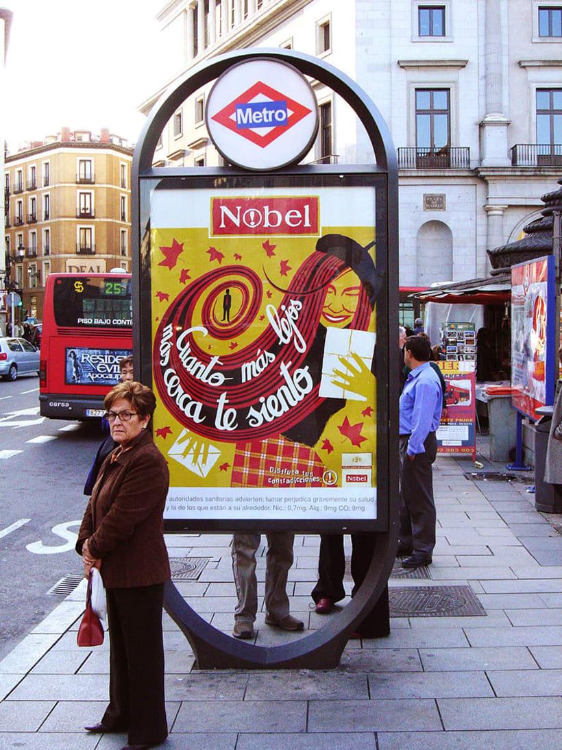 Cigarrillos Nobel 10