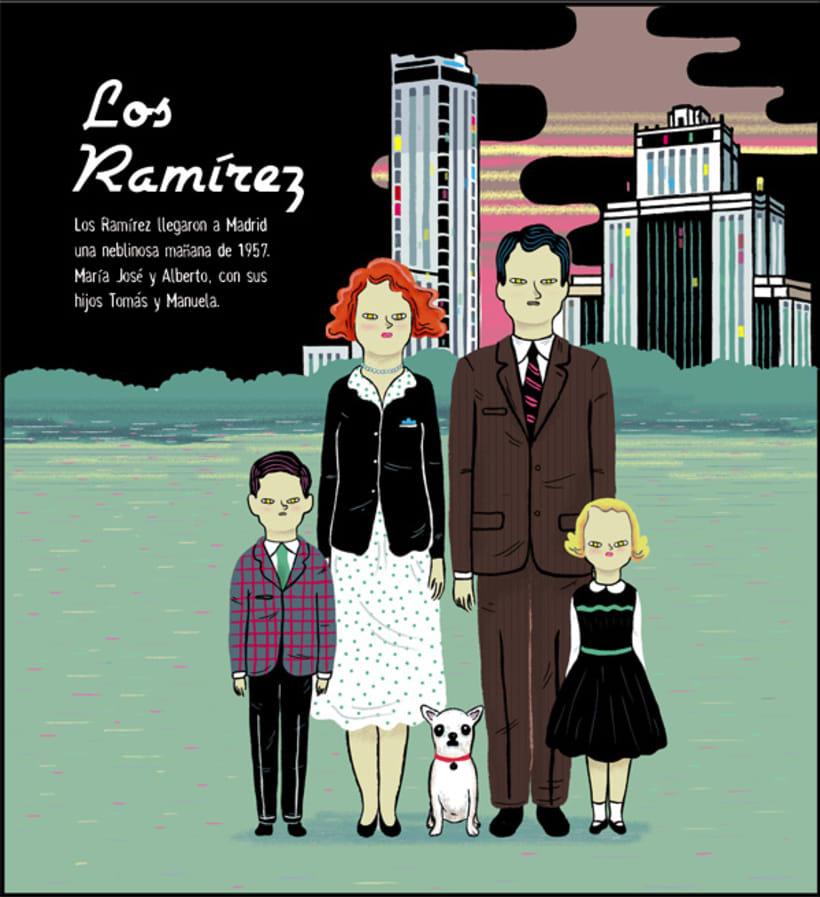 Los Ramírez 1