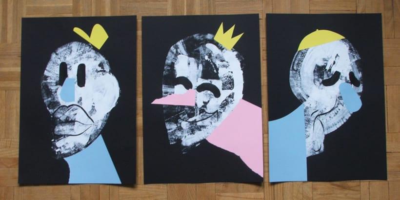 El chico, el rey y el cura. 3