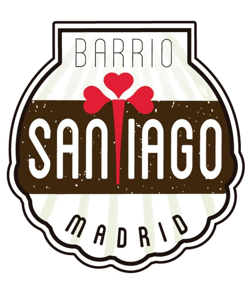 Logo Barrio de Santiago (Madird) -1
