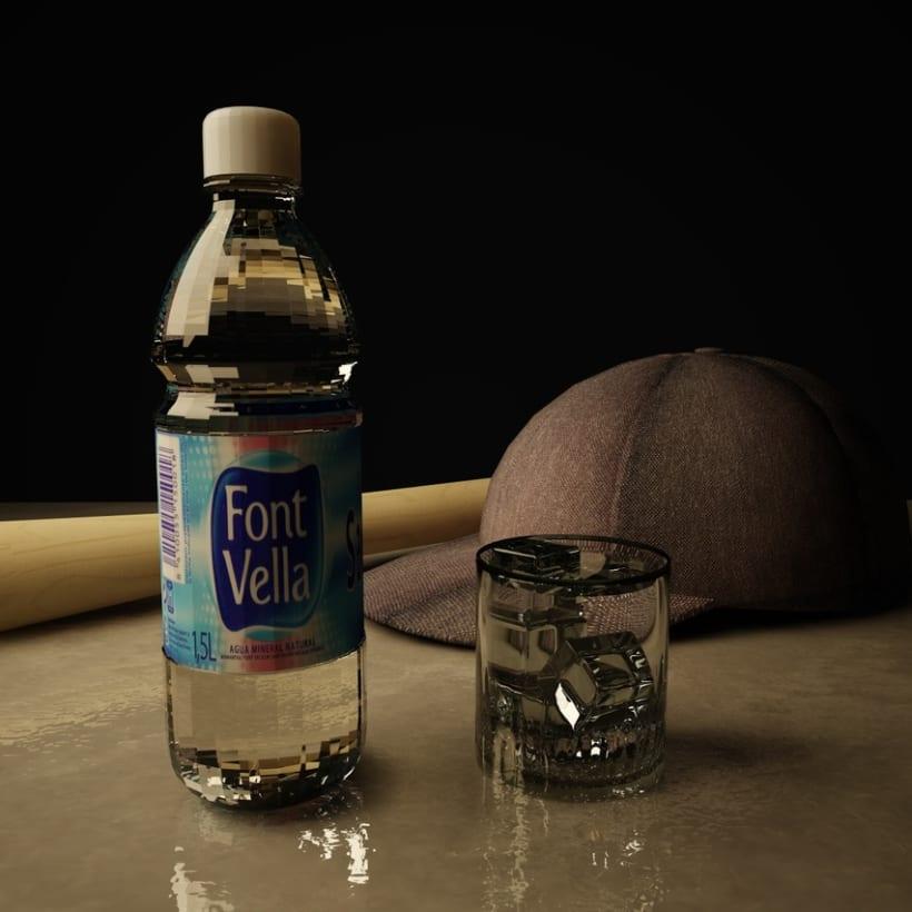 Comida  y Bebida 3D 10