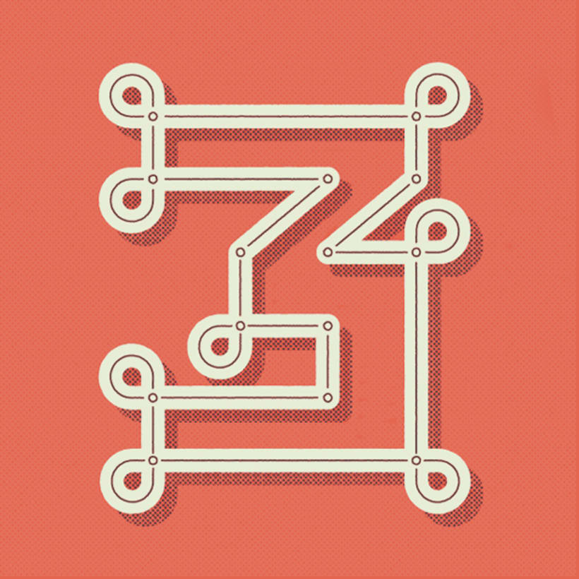 36 Days Of Type | Lettering 28