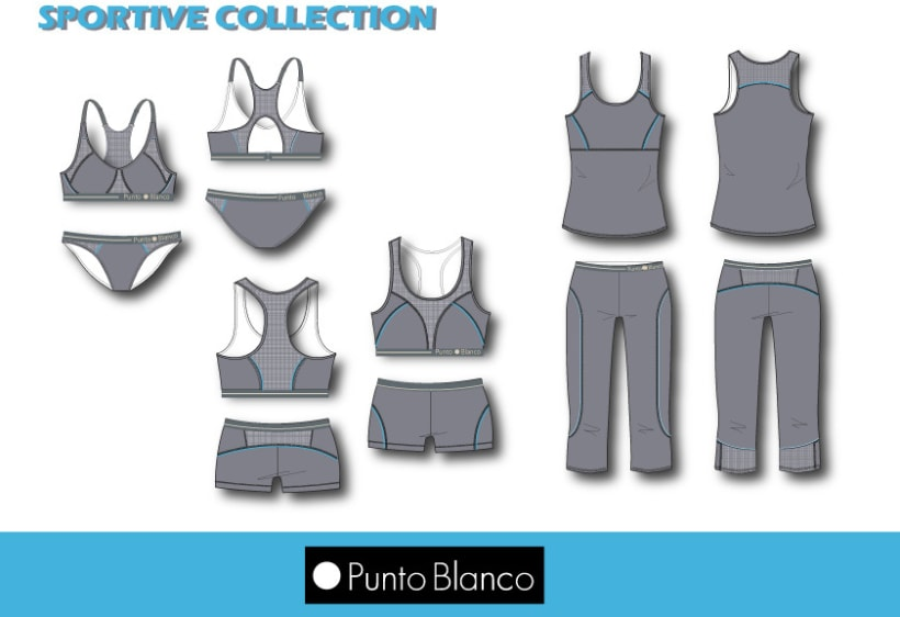 Activewear design -1