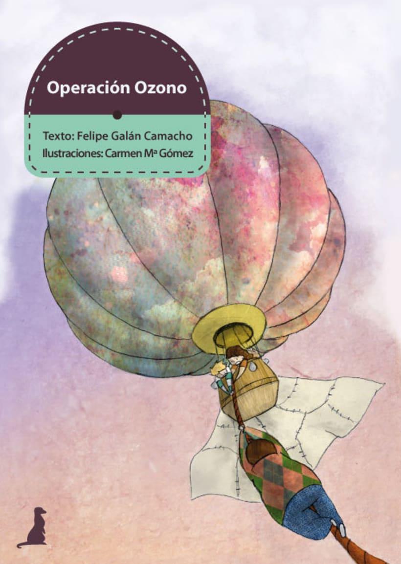 Operación Ozono (cuento ilustrado) 1