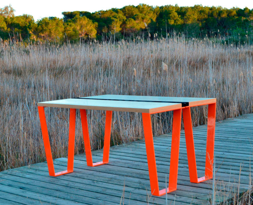 Zip Table by Melic Studio 0