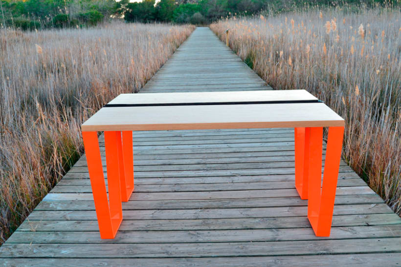 Zip Table by Melic Studio 1