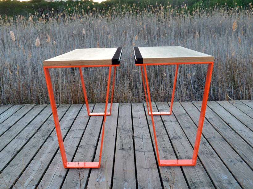 Zip Table by Melic Studio 4