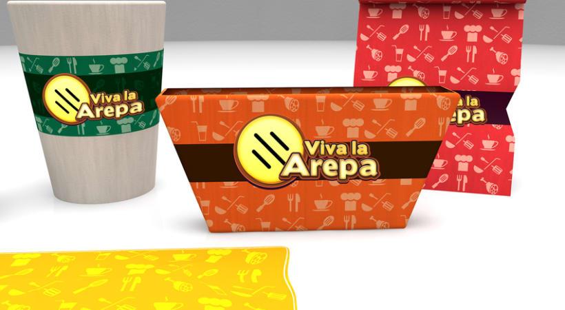 Viva la Arepa 2