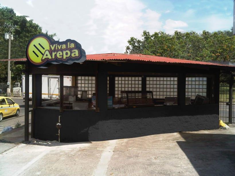 Viva la Arepa 7