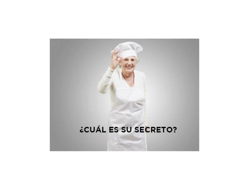 Publicidad: Quiero ser mi abuela 0